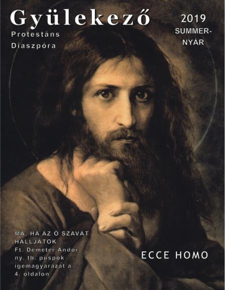 gyulekezo-25-frontpage